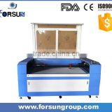 CE provided china optical fiber laser marking machine manufacturers /co2 laser marking machine for leather