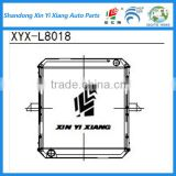 aluminium core plastic tank auto radiator for faw liberation products series (FAW 4GB1) made in china