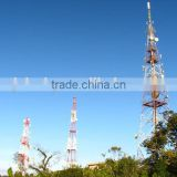 Factory Price Angle Steel Cell Tower for Signal Transmission