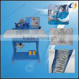 2015 Allance ultrasonic rhinestone fixing machine/stone setting machine/stone fixing machine
