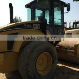 used good condiion road roller Cater made in USA/Secondhand Cater Dynapac Bomag in Shanghai