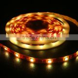 Alibaba 2016 LED landscape lamps 7.2w/m led bars DC12v 24v 30pcs/m SMD 5050 LED strip lights