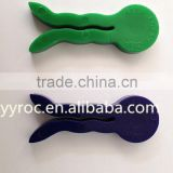 Promotional plastic bag closure clip air tight bag clip