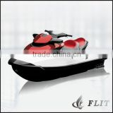 2014 Powerful China 1500cc 4-stroke Marine engine Water Jet Boat Similar to Seadoo RXT260