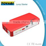 400A Peak 12000mAh Portable Car Jump Starter Battery Charger Phone Power Bank With LED light