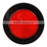 Hight Quality 12v&24v LED truck/trailer stop tail light, 4inch round DOT approved. Waterproof, heavey duty