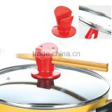ABS 5.2*5 Best bakelite glass lid handle for cookware with best quality kitchen/personalized gadgets kitchen knob