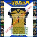 wholesale cheap national team latest designs youth sublimated custom football uniform