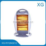 Hot sale 1200W electric halogen heater/bathroom halogen quartz glass tube infrared heater