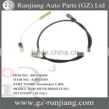MC116560 accelerator cable use for mitsubishi canter 86-93 series truck parts