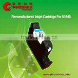 Remanufactured Ink Cartridge for HP 45 / 51645