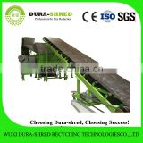 Dura-shred American standard waste cloth recycling machine for sale