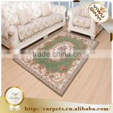 Hot sale oriental art chenille yarn jacquard home textile floor carpets / cheap rug                                                                         Quality Choice