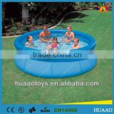2015 indoor inflatable pool float in batman shape for children