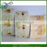 Custom private label cosmetics, Mask Jar stickers, Roll Printed Mask Labels                                                                         Quality Choice