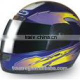 ABS full face motorcycle helmet QL 101