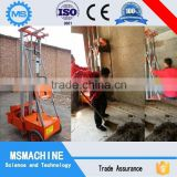 High efficiency wall Cement plastering machine/auto stucco rendering machine                                                                         Quality Choice