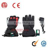 hot sell! heated warm gloves,outdoor thermal gloves, sports ski gloves GH-75D-M