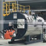 fire tube horizontal Best-sellig diesel steam boiler