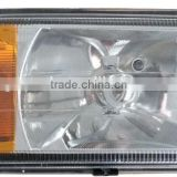 Top quality head lamp for Mercedes Benz truck parts