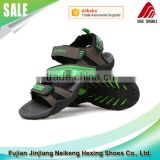 PU Leather Upper EVA and TPR Soles Men Sandals Shoes                                                                                         Most Popular