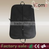 2015 factory Hot selling 75gsm silk-screen non woven wholesale fabric garment bag (ITEM NO:G150477)