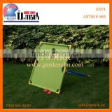 OUTDOOR TOYS 2 IN 1 LADDER BALL AND BEAN BAG CORN HOLE GAME