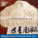chinese high purity white bentonite clay for ceramics
