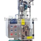 Automatic liquid VFFS sachet packing machine, SHAMPOO,SHOWER GEL,LOTION,CREAM,REMOVER,TONER,WATER,OIL,SAUCE packaging machine