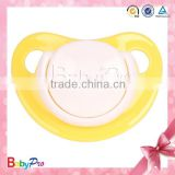 Hot New Products For 2015 Made In China Factory Promotion Product Heart Design Baby Pacifier For Wholesale