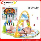 New musical baby play gym mat baby carpet ASTM