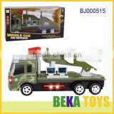 Kids Electric Toys 2014 Newest Missile Launch Vehicle Boys Military Vehicle Toys Army Music Moving Toys
