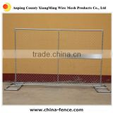 6ft*12ft chain link wire mesh fence / construction chain link fence panel                                                                                                         Supplier's Choice