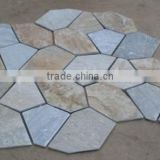 multi-color flagstone