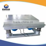 China gold supplier CW made vibrating table for concrete moulds brick machine                                                                         Quality Choice