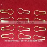 Bulb shaped safety pin for garment from china factory in bulk price                                                                         Quality Choice