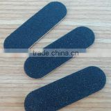 Double Sided Nail Files Emery Board Grit Black Gel Cosmetic Manicure Pedicure