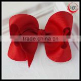 fashion 3 inch Hairbow for Baby Toddler Girl(approved by BV)