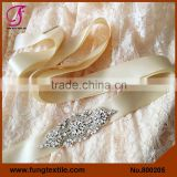 FUNG 800205 Wholesales Wedding Accessories Sashes For Bridesmaid Dresses