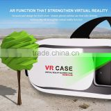 VR box 3d glasses for 3D movies virtual reality glasses 3d video glasses oculus rift dk2