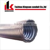 PVC Coated Fire Resistant Braided Metal Flexible Conduit
