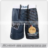 sportswear boxing shorts/competition kick boxing pants/ custom sublimation boxing jerseys