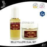 "Face whitening cream, Ultimate anti-aging cosmetic ""Belle Fullere Dual Series Set"" in Japan"