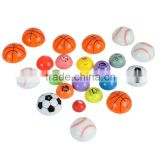 Pop suave pelota rebote toy/promotion bounce kids toy ball