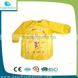 Pvc Children Apron waterproof painting Cute Apron