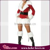 china wholesale costume photos clowns adult women christmas costumes for sale plus size red sexy costume
