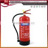 portable dry powder fire extinguisher used for air port