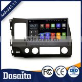 Cheap Android 5.1.1 1024 600 DVR car dvd GPS navigation for Honda Civic 2009 2011
