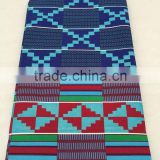 2015 Best selling in nigeria high quality wax fabric ,batik fabric ,for nigerian wedding