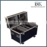 New product!flight case for 230w sharpy 7r beam moving head light support OEM Moving head flight case china